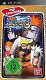 Naruto Shippuden - Ultimate Ninja Heroes 3  [Essentials]