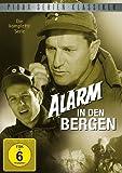 Alarm in den Bergen - Die komplette Serie (2 DVDs) - Armin Dahlen, Gerhart Lippert, Willy Schäfer