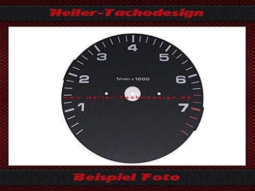 Tachoscheibe Porsche 911 964 993 Drehzalmesser ohne Borcomputer