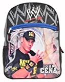WWE John Cena Large 16 Backpack and One Bonus Gift Set