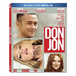 Don Jon [Blu-ray + DVD + Digital HD]