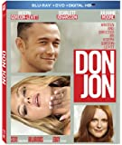 Don Jon (Blu-ray + DVD + Digital HD)