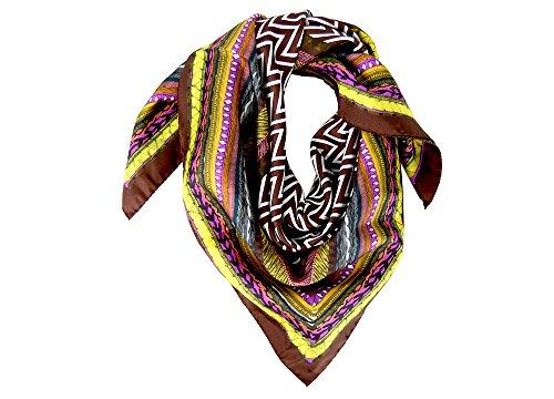 MISSONI-Schal-Tuch-scarf-FO41TWD3604-0001-braun-lila-wei-bunt-100-Seide
