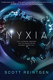 Book Cover: Nyxia
