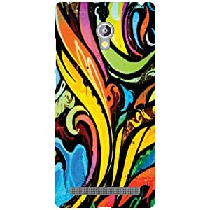 Printland Phone Cover For Asus Zenfone 6 A601CG