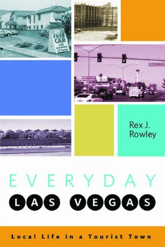 Everyday Las Vegas Local Life in a Tourist Town087420884X : image