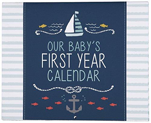Carter's First Year Calendar, Under The Sea