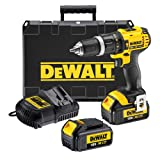 DEWALT DCD785L2 18V XR li-ion 2 Speed Combi Hammer Drill