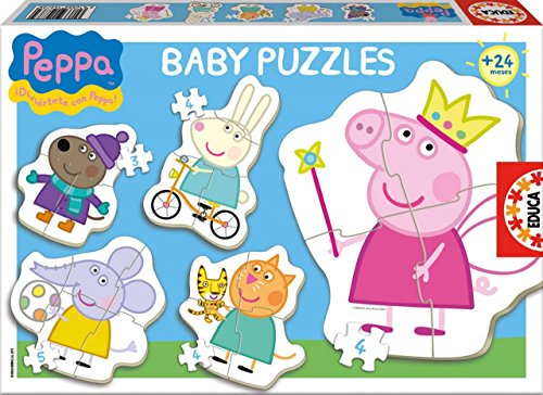 Educa-Borrs-15622-Peppa-Pig-baby-puzzle