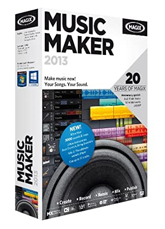 Music Maker 2013 (PC)