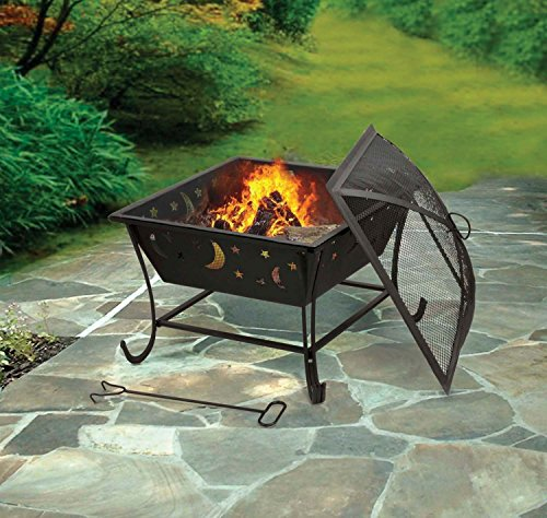 DeckMate-Luna-Wood-Burning-Outdoor-Firebowl