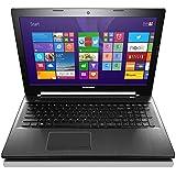 "Lenovo Z50 Laptop Computer - 59426421 - Black - 4th Generation Intel Core i7-4510U / 1TB+8GB Solid State Hybrid Drive / 8GB RAM / 15.6"" FHD 1920x1080 Display / NVIDIA GeForce GT 820M 2GB / Dual Band Wireless AC / DVD-Drive / Windows 8.1"