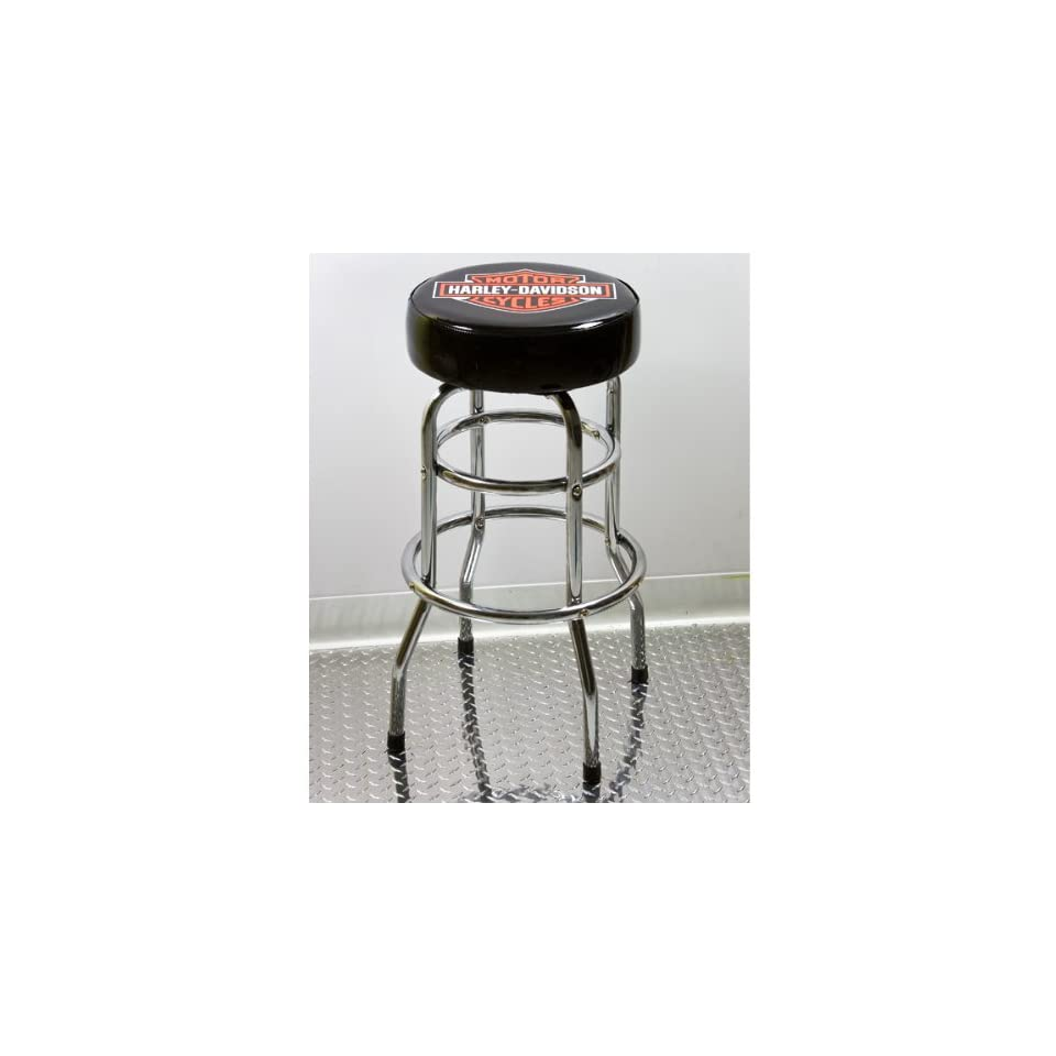 Harley Davidson Bar & Shield Bar Stool