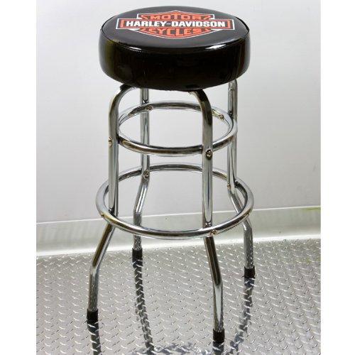 Pneumatic Shop Stool – Harley Davidson