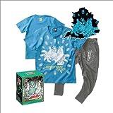 ジョジョの奇妙な冒険 Tシャツ&サルエルパンツ ハイエロファントグリーン【 Lサイズ】