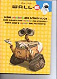 Disney*Pixar Wall.E Trilingual Giant Coloring & Activity Book
