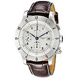 Longines Men's L27414732 Weems Analog Display Swiss Automatic Brown Watch