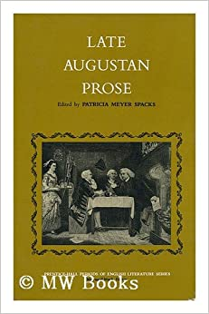 augustan poetry essay Pastoralism in 18th century poetry 18th century poetry the augustan poetry as we have seen that the augustan poetry was the product of alexander pope (1688-1744): pope is the representative poet of the augustan age his famous works include pastorals, an essay in criticism, windsor.