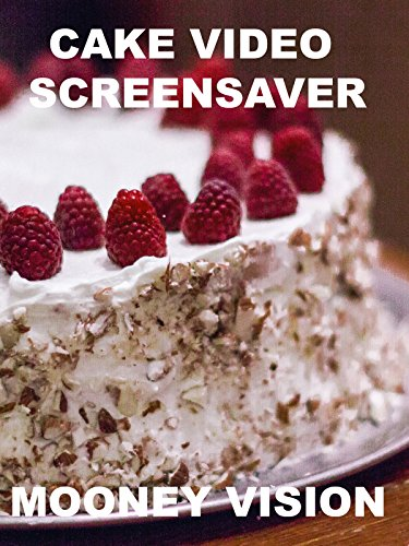 Cake Video Screensaver Set To Music