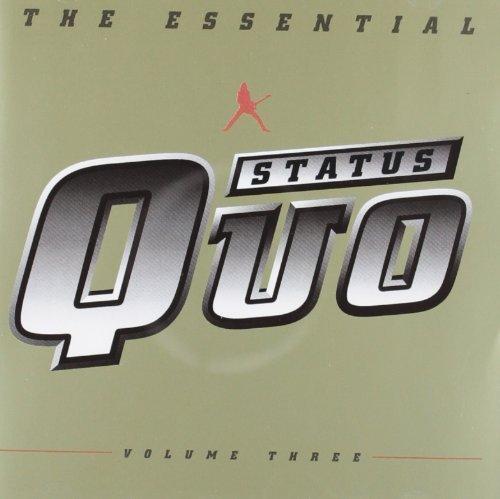 Essential Quo - Volume 3 by Status Quo (2000) Audio CD