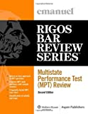 img - for Rigos Multistate Performance Test (Rigos Bar Review Series) (Emanuel Rigos Bar Review) book / textbook / text book