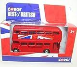 Corgi GS82322 1:64 Scale Best of British Routemaser Die Cast Model Bus