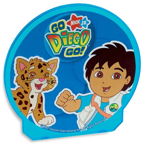 Fisher-Price: Digital Arts and Crafts Studio - Go, Diego Go!