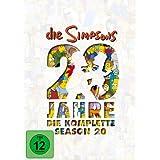 """Die Simpsons - Die komplette Season 20: 20 Jahre Simpsons [4 DVDs]von """"Matt Groening"""""""