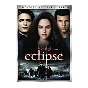 The Twilight Saga:  Eclipse [DVD] (2010)
