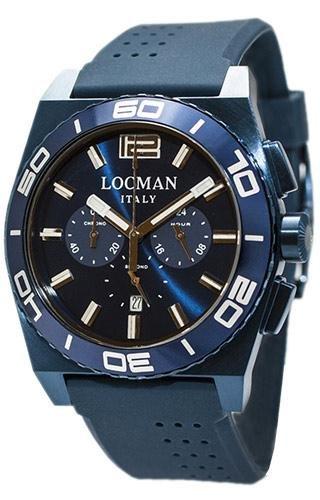 Reloj de pulsera para hombre - Locman 021200BA-BLBSIB