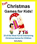 Fun Christmas Games for Kids! 25 of t...