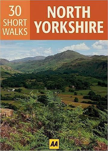 North Yorkshire Walking Guidebook