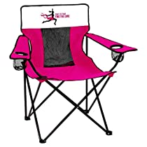 NCAA Breast Cancer Awareness Adult Elite Chair, Red