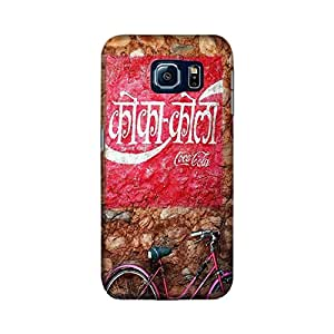 StyleO Samsung Galaxy S6 designer case and cover printed back cover coca cola cycle