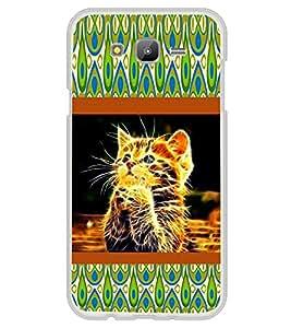 ifasho Designer Phone Back Case Cover Samsung Galaxy J7 (6) 2016 :: Samsung Galaxy J7 2016 Duos :: Samsung Galaxy J7 2016 J710F J710Fn J710M J710H ( Old Man Beard Look Classic Oil Paint Look )