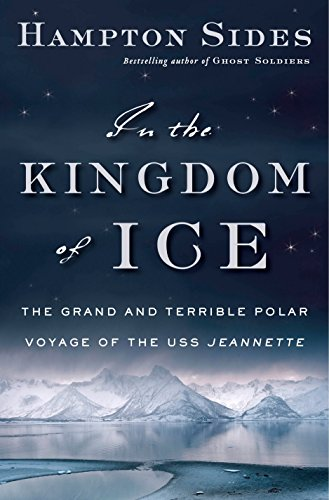 In The Kingdom Of Ice: The Grand And Terrible Polar Voyage Of The Uss Jeannette front-561772