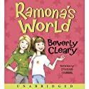 Ramona's World (       UNABRIDGED) by Beverly Cleary Narrated by Stockard Channing