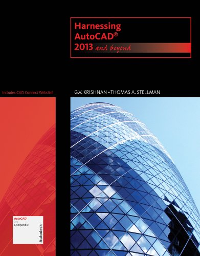 harga Harnessing AutoCAD: 2013 and Beyond (with CAD Connect Web Site Printed Access Card) (Paperback) Bukupedia