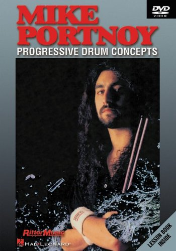 DVD : Mike Portnoy - Mike Portnoy: Progressive Drum Concepts (DVD)