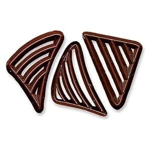 Filigrane aus Schokolade, Dreieck: Amazon.com: Grocery & Gourmet Food