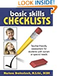 Basic Skills Checklists: Teacher-Frie...