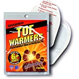 Grabber Toe Warmers 8-Pack 2014
