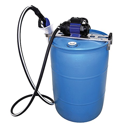 Graco Ld Blue Electric Diesel Exhaust Fluid (Def) Drum Pump Package With Auto Nozzle, 120V, 9 Gpm Max Flow Rate