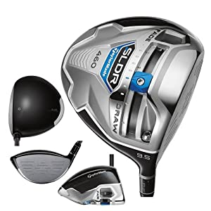 TaylorMade Mens SLDR TP Model Golf Driver by TaylorMade