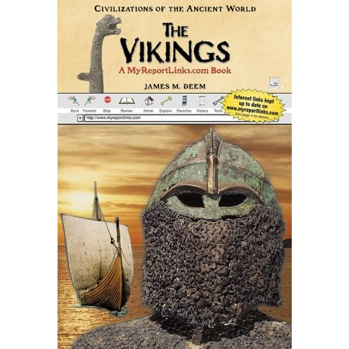 The Vikings (Civilizations of the Ancient World) James M. Deem