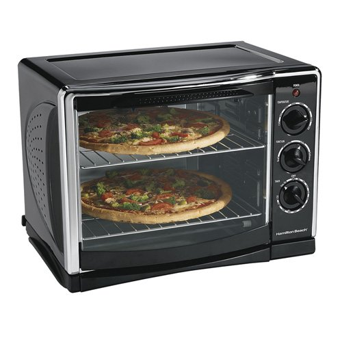 Hamilton Beach Countertop Convection Oven 31197 : Hamilton Beach