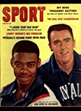 img - for Sport Magazine March 1961 (Oscar Robertson Cincinnati Royals cover) (Henri Richard Montreal Canadians feature) book / textbook / text book