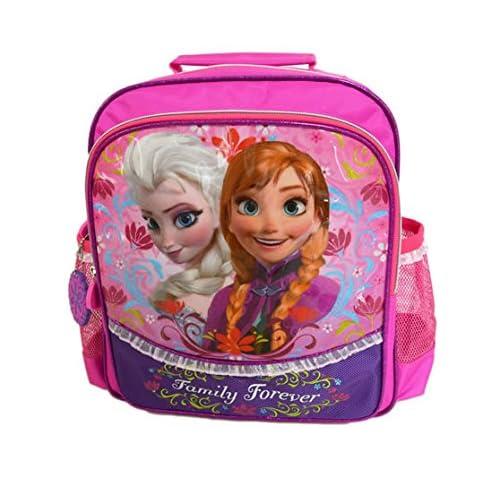 Disney (ディズニー) アナと雪の女王 リュックサック 子ども用バッグ キッズバッグ 子供用 キッズ リュック かばん おでかけ用品 FROZEN 【並行輸入品】(ミディアム)