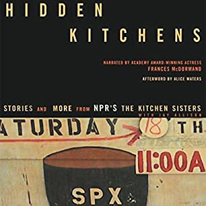 Hidden Kitchens Audiobook