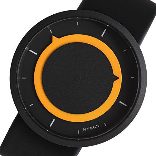 ピーオーエス POS HYGGE MSP3012BC-YE メンズ 腕時計 HGE020027 ブラック [並行輸入品] 腕時計 国内正規品